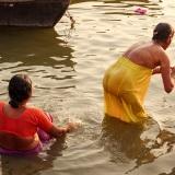 Purificando el alma, Varanasi