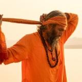 La mañana, Varanasi