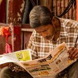 El lector, Varanasi