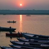 El Ganges, Varanasi